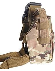 Holster Professional 830P Plus Series Muslera Multicam Militar Pistola Universal Desert Eagle