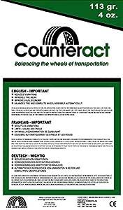 Counteract Auswuchtperlen 113 Gr Zum Wuchten Von Quad Offroad Lkw Llkw Bus Auto