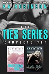 The Ties Series Complete Set by K.A. Robinson (2015-01-09)
