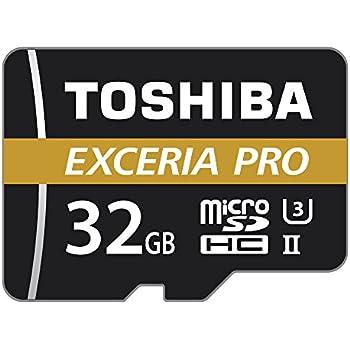 Toshiba THN-M501G0640E7 - Tarjeta de Memoria (MicroSDHC ...