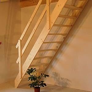 raumspartreppe augsburg 60 cm breit baumarkt. Black Bedroom Furniture Sets. Home Design Ideas