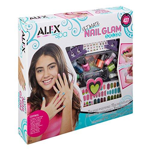 Alex Toys verschiedenen Ultimate Nail Glam Friseur Salon Kit