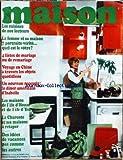 Telecharger Livres MAISON DE MARIE CLAIRE No 86 du 01 04 1974 LES CUISINES DE NOS LECTEURS LA FEMME ET SA MAISON LISTES DE MARIAGE VOYAGE EN CHINE LE DINER AMERICAIN D ISABELLE LES MAISONS DE L ILE D HOUAT ET DE L ILE D YEU LA CHARENTE VACANCES (PDF,EPUB,MOBI) gratuits en Francaise