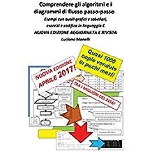 Comprendere gli Algoritmi e i diagrammi di flusso passo-passo:  esempi con ausili grafici e tabellari, esercizi e codifica in linguaggio C: Edizione Settembre ... Technology Vol. 1) (Italian Edition)