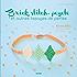 Brick stitch, peyote et autres tissages de perles