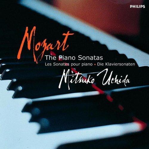 Mozart - Die Klaviersonaten - Mitsuko Uchida