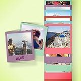 Revelado de fotos formato Polaroid - Imprime tu pack de 88 copias a 10x12 cm.