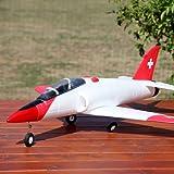 ACME - T-45 Goshawk Red Arrows - ARF Kit inkl. Servos, Jet-Flugzeug mit Impeller-Antrieb!!Ohne Fernsteuerung!! (AA8016)