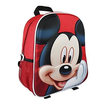Mickey Mouse 2100001961 Mochila Infantil de Artesanía Cerdá