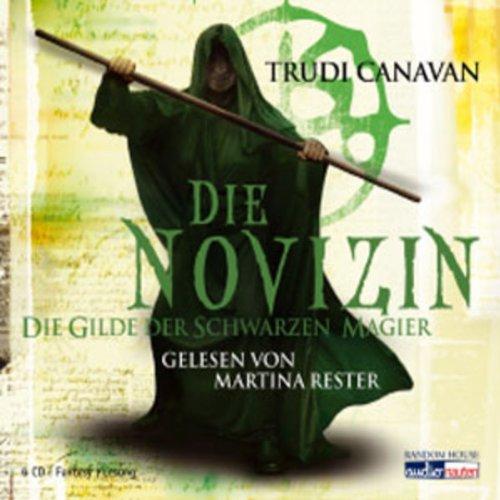 Buchseite und Rezensionen zu 'Die Novizin (Die Gilde der schwarzen Magier 2)' von Trudi Canavan