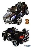 Kinderfahrzeug Mercedes ML350 4 Matic EVA Leder Sitz Swingfunktion Elektroautos Kinder Elektro Auto 2,4 GHZ RC Steuerung