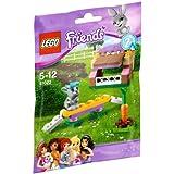LEGO Friends - La casita del conejo, sobres impulso (con 24 unidades en cada display) (41022)