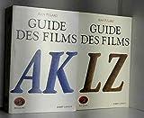 GUIDE DES FILMS COFFRET 2 VOLUMES (Bouquins)