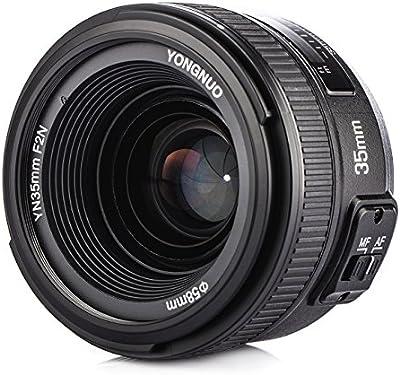 Yongnuo Objetivo para SLR Camara ,Color Negro