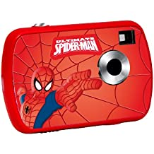 Lexibook LE-DJ018SP Fotocamera Digitale per Bambini, 1.3 Mp, Spiderman,