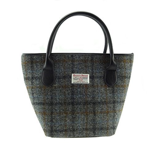 Ladies 100% Harris Tweed Tote Bag 8 Colours Available New LB1008 COL 10