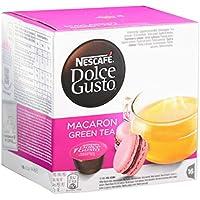 Nescafé Dolce Gusto Macaron Green Tea, Tè Verde, Tè Aromatico,