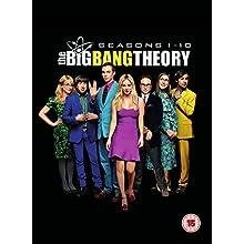The Big Bang Theory: Seasons 1-10 [DVD] [2017]