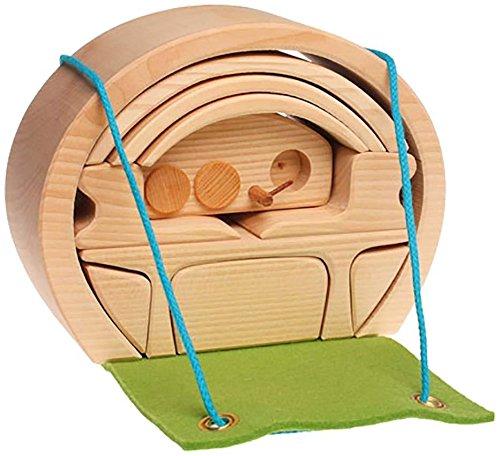 Grimms Spiel Und Holz Design Grimms Bauhaus natur