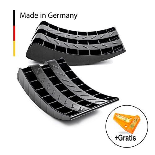 Fiamma Courroie de compensation auffahr Lot de 2/ 40//43/x 17/x 9,5/cm pour caravane ou camping-car /jusqu/à 5000/kg