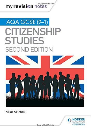 My Revision Notes: AQA GCSE (9-1) Citizenship Studies Second Edition