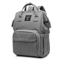 MAZE MA LEQUEEN Large Capacity Backpack for Mom Baby Care Bag Diaper Nappy Bags
