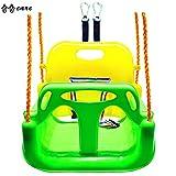 BBCare-Balanoire-Scuris-3-en-1-Bb--ladolescent-avec-Mousquetons-et-Ceinture-de-Suspension-Vert