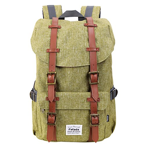 Imagen de fafada  hombres mujer  causal nylon bolsa de viaje senderismo 18l verde impermeable
