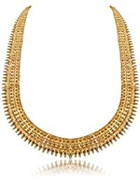 Senco Gold 22k (916) Yellow Gold Chain Necklace for Women