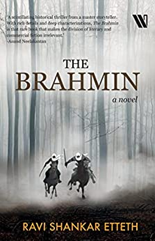 The Brahmin by [Etteth, Ravi Shankar]