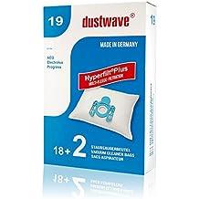 dustwave–20bolsas para aspiradoras AEG CE 1400Vampyr(1400W / fabricado en Alemania + microfiltro)
