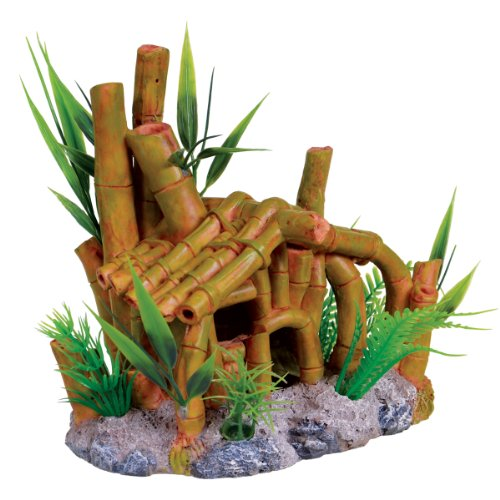 Unterwasser Treasures 53520Tiki Hütte