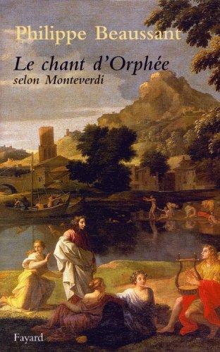 Le Chant d'Orphée selon Monteverdi (Littérature Française)
