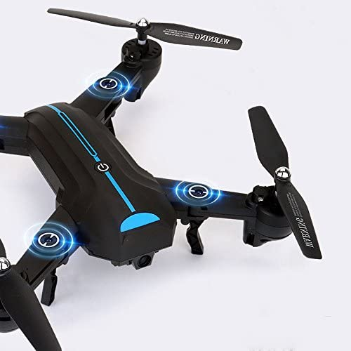 Hanbaili A6 télécomFemmede Quadcopter Drone avec 0.3 mégapixels caméra vidéo en direct, retour en un clic, arrêt d'urgence, télécomFemmede Quadcopter avec mode sans tête pour les débutant