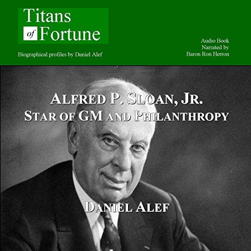 Alfred P. Sloan Jr.  Audiolibri