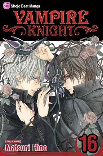 Vampire Knight, Vol. 16 Cover Image