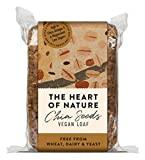 The Heart of Nature Seeded Vegan Loaf with Chia Seeds 550g ( Pack of 6 ) Wheat Free Pure Grain Bread