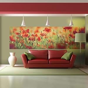 murando wand bilder deko panel xxl 340x100 cm vlies. Black Bedroom Furniture Sets. Home Design Ideas