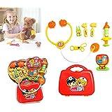 Maletín infantil con accesorios de medico 373023 mws2212
