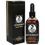 Sir Beardalot Olio da Barba per Uomo -Legno avvolgente- 30ml immagine