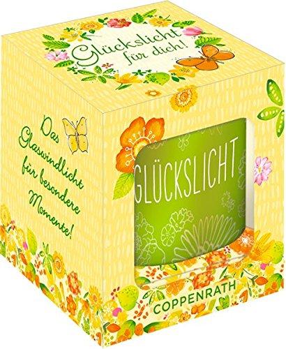Glaswindlicht - Glückslicht für dich! Blütenzauber