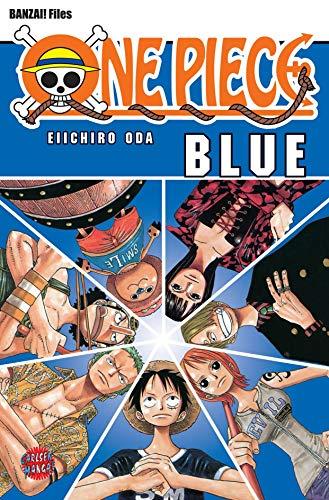 One Piece Blue.