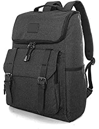 UGRACE Water Resistant Slim Lightweight Laptop Backpack Business Rucksack Casual Daypack For School Working Hiking...