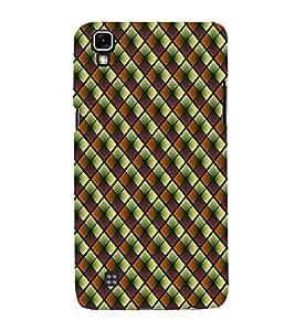 Print Masti Designer Back Case Cover for LG X Power :: LG X Power K220DS K220 (Ethnic Tribal African Mandela)