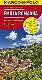 MARCO POLO Karte Italien Blatt 6 Emilia Romagna 1:200 000 (MARCO POLO Karten 1:200.000) - Collectif