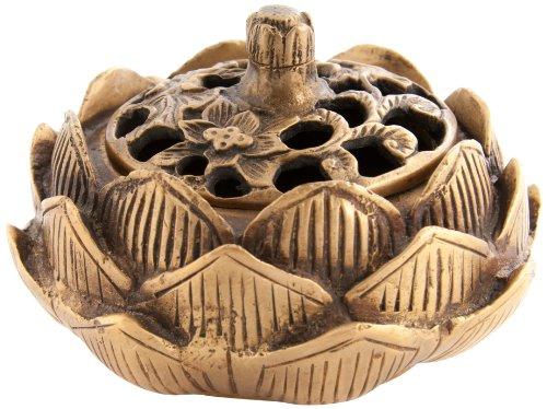 Berk KH-675 - Quemador de incienso en forma de flor de loto