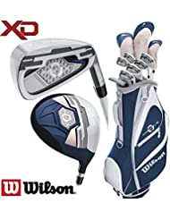 Wilson Profile XD Paket Frauen Golf-Set neue 2017