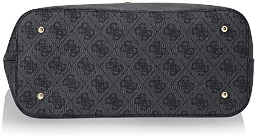 Guess Hwsg6786230, Borsa a Mano Donna, 10.5 x 18 x 24 cm (W x H x L) Multicolore (Coal)