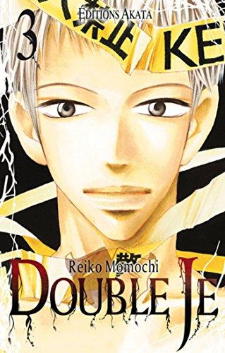 Double Je - tome 3 par  Reiko Momochi