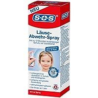 SOS Läuse-Abwehr-Spray für die ganze Familie | zur Vorbeugung vor Läusebefall | 100 ml preisvergleich bei billige-tabletten.eu